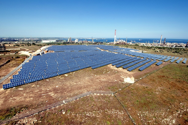 Impianto Fotovoltaico 1000 Kwp