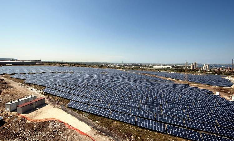 Impianto Fotovoltaico 9000 kwp